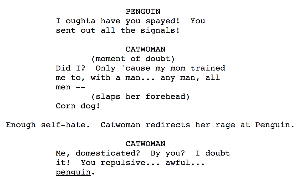 screenplay screenshot